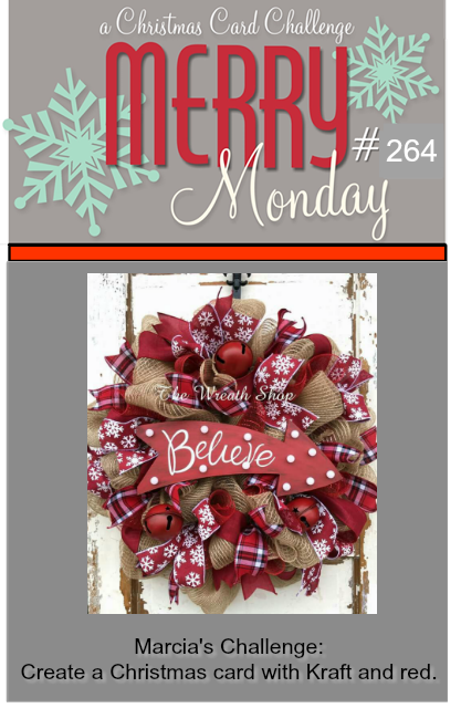 Merry Monday Christmas Challenge #264