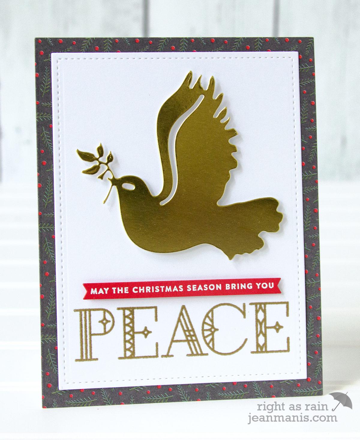May the Christmas Season Bring You Peace