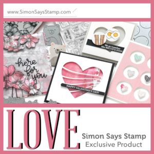 Simon Says Stamp Love Release